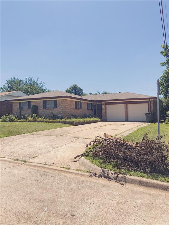 4704 Leslie Drive, Del City, OK 73115 (MLS #876075) :: Homestead & Co