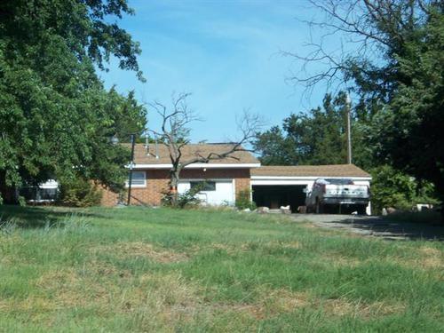 1 Rr 1 Box 140, Custer City, OK 73639 (MLS #876312) :: Homestead & Co