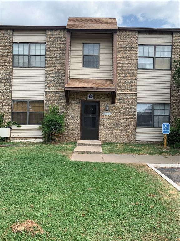 401 SE 12th Street #160, Norman, OK 73071 (MLS #878523) :: Erhardt Group at Keller Williams Mulinix OKC