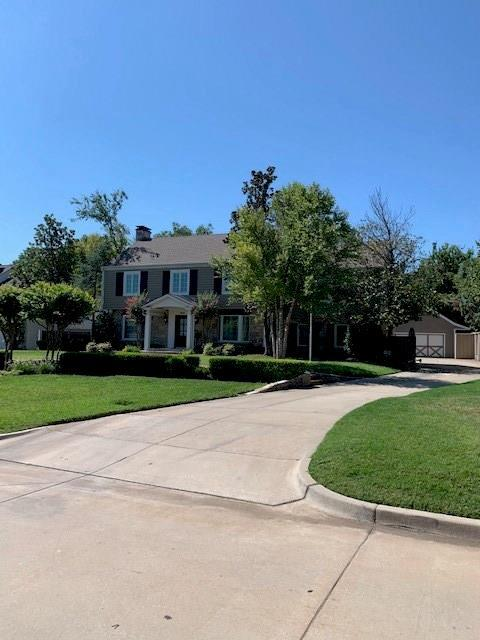 1610 N Camden Way, Nichols Hills, OK 73116 (MLS #879139) :: Homestead & Co