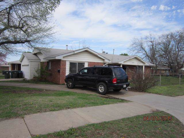 401 W Curtis Drive, Midwest City, OK 73110 (MLS #884411) :: Homestead & Co