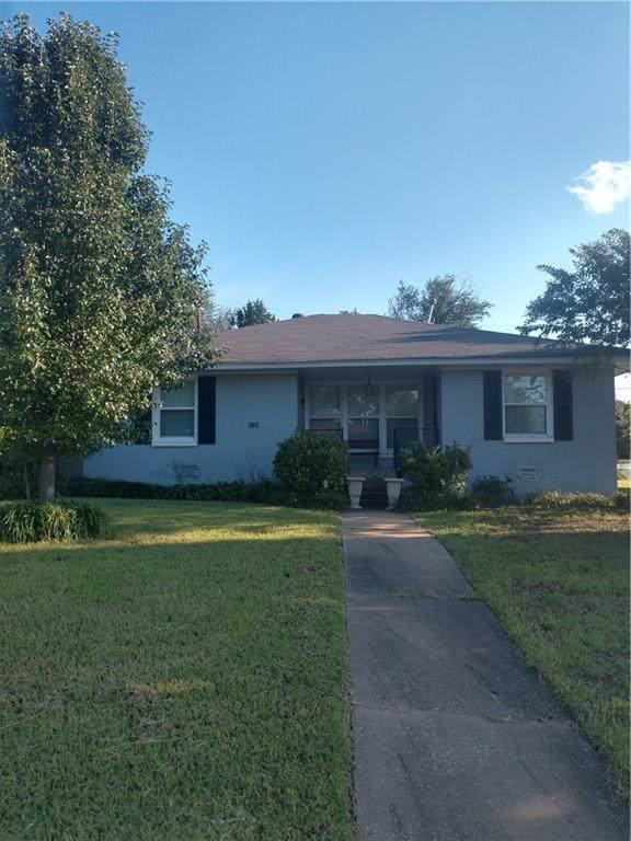 2800 N Ann Drive, Oklahoma City, OK 73107 (MLS #884568) :: Homestead & Co