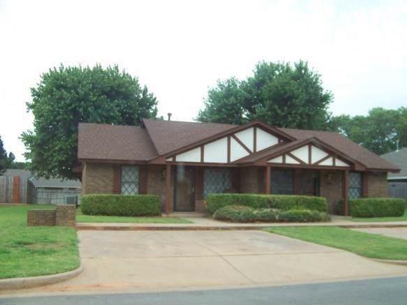 1418 Kase Avenue, Weatherford, OK 73096 (MLS #885483) :: Homestead & Co