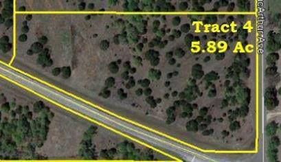 Macarthur Ave Tract 4, Blanchard, OK 73160 (MLS #885603) :: Erhardt Group at Keller Williams Mulinix OKC