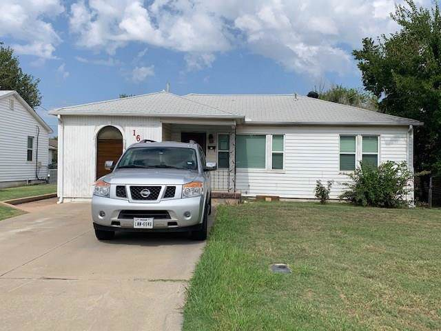 1609 NW Pollard Avenue, Lawton, OK 73507 (MLS #885842) :: Homestead & Co