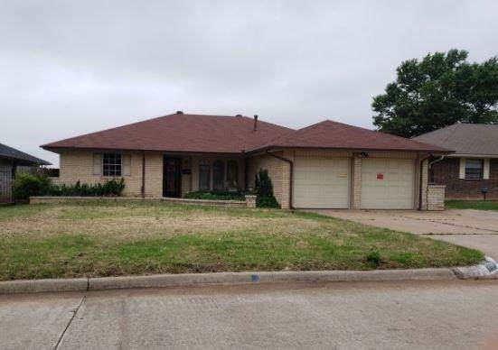 3609 N Ridgewood Drive, Midwest City, OK 73110 (MLS #887240) :: Homestead & Co