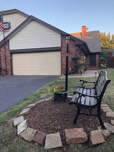 6908 N Spinnaker Lane, Oklahoma City, OK 73116 (MLS #887577) :: Keri Gray Homes