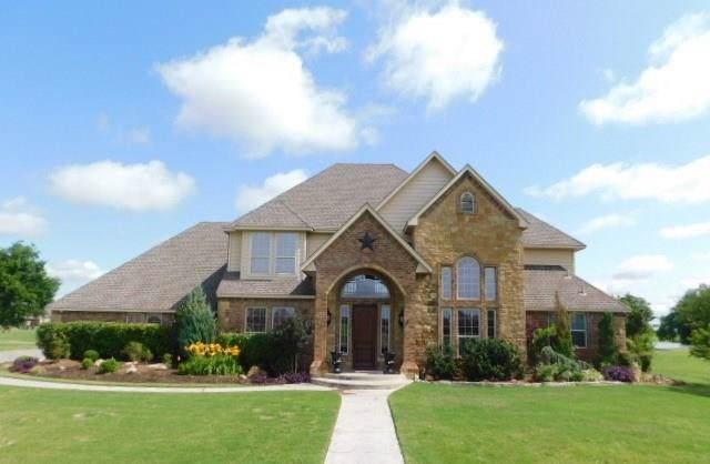 6455 Katy Lane, Edmond, OK 73025 (MLS #887837) :: Homestead & Co