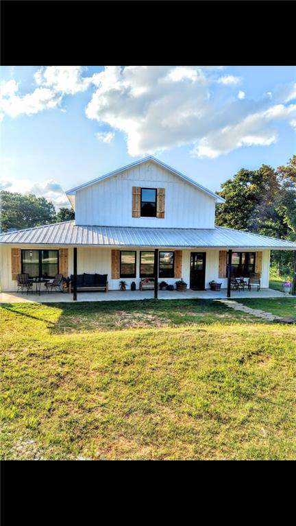 104875 S 3520 Road, Prague, OK 74864 (MLS #888631) :: Homestead & Co