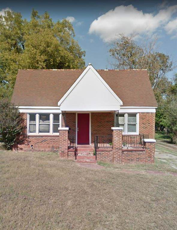 1613 E Park Place, Oklahoma City, OK 73072 (MLS #888974) :: Homestead & Co