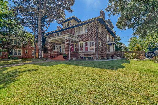 124 NW 15th Street, Oklahoma City, OK 73103 (MLS #889542) :: KING Real Estate Group