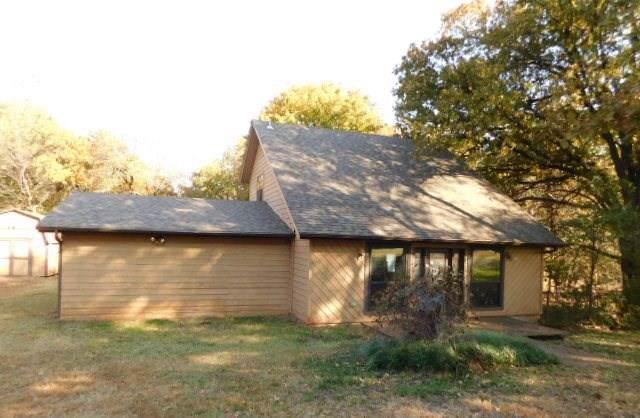 1223 N Southfork Road, Purcell, OK 73080 (MLS #889932) :: Homestead & Co