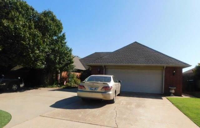 13012 Burlingame Avenue, Oklahoma City, OK 73120 (MLS #889933) :: Homestead & Co