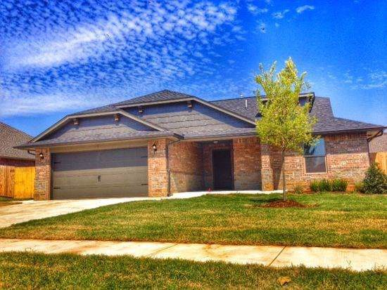 804 S Patterson Drive, Moore, OK 73160 (MLS #890379) :: Homestead & Co