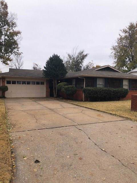 6408 N Grove Drive, Oklahoma City, OK 73132 (MLS #890414) :: Homestead & Co