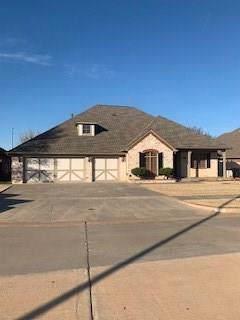 5421 NW 107th Street, Oklahoma City, OK 73162 (MLS #890449) :: Homestead & Co