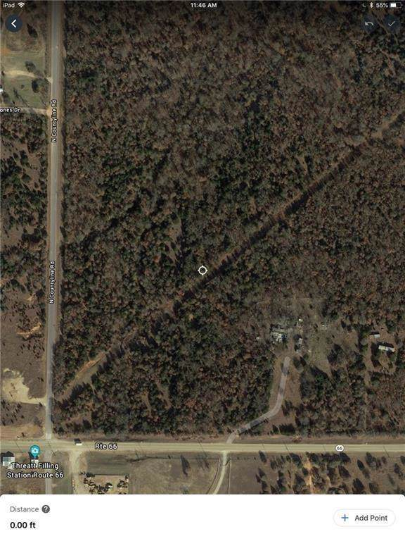 Lot 4 Route 66 Highway, Luther, OK 73054 (MLS #890854) :: Homestead & Co