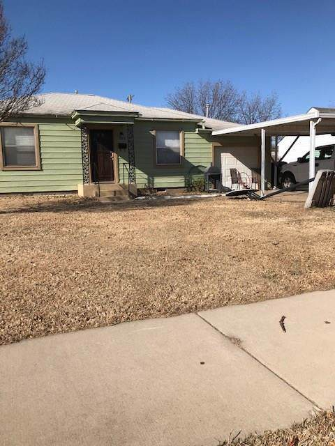 1319 S South Drive, Oklahoma City, OK 73119 (MLS #891384) :: Homestead & Co