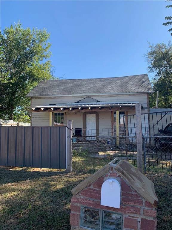 1444 NE 35th Place, Oklahoma City, OK 73111 (MLS #891993) :: Homestead & Co