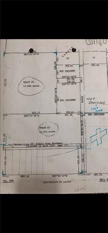 1772 N Peebly Road, Harrah, OK 73034 (MLS #892069) :: Homestead & Co
