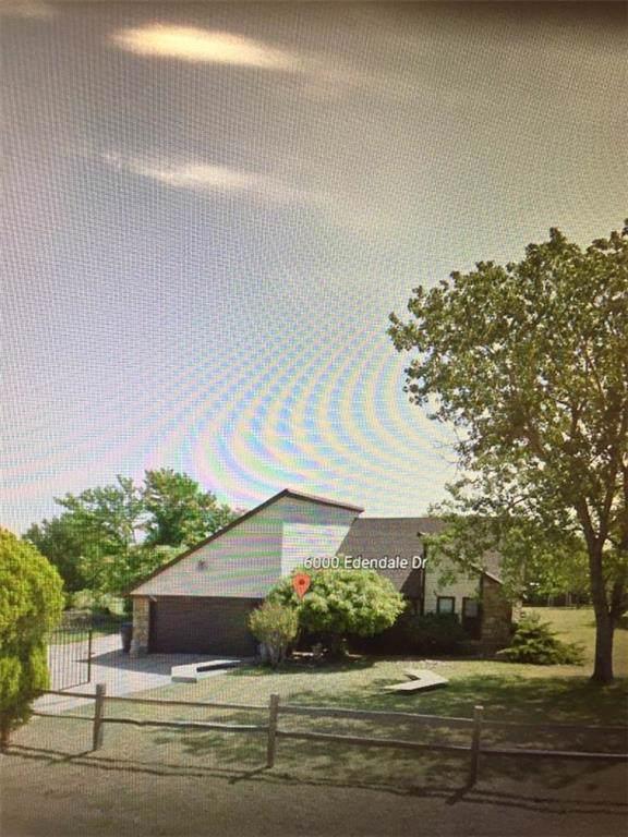 6000 Edendale Drive, Newalla, OK 74857 (MLS #892114) :: Homestead & Co