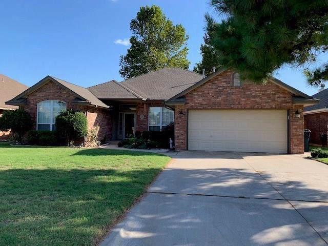 9616 Gold Field Place, Oklahoma City, OK 73128 (MLS #892623) :: Homestead & Co