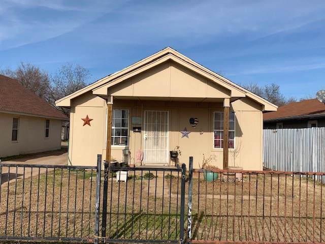 723 SW Grand Street, Oklahoma City, OK 73109 (MLS #892773) :: Homestead & Co