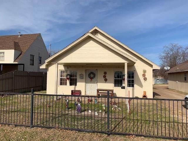 725 SW Grand Street, Oklahoma City, OK 73109 (MLS #892776) :: Homestead & Co