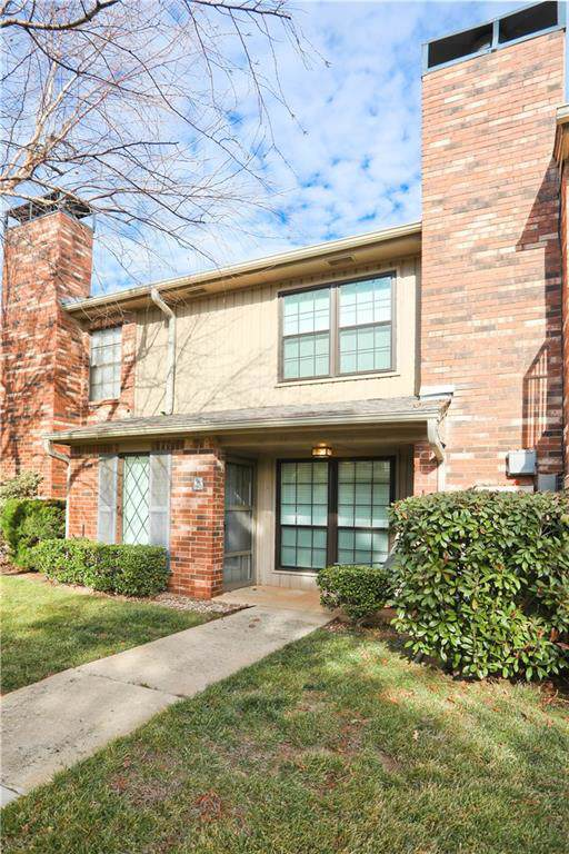 6500 N Grand Boulevard #180, Oklahoma City, OK 73116 (MLS #892882) :: Homestead & Co