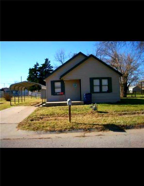 217 N K Avenue, El Reno, OK 73036 (MLS #892910) :: Homestead & Co