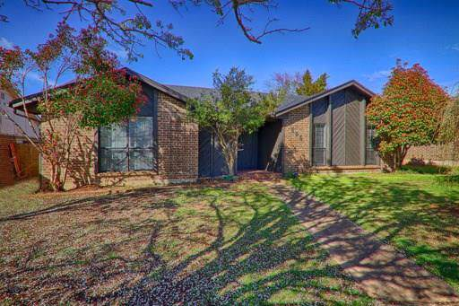 805 NW 139th Street, Edmond, OK 73013 (MLS #892929) :: Homestead & Co