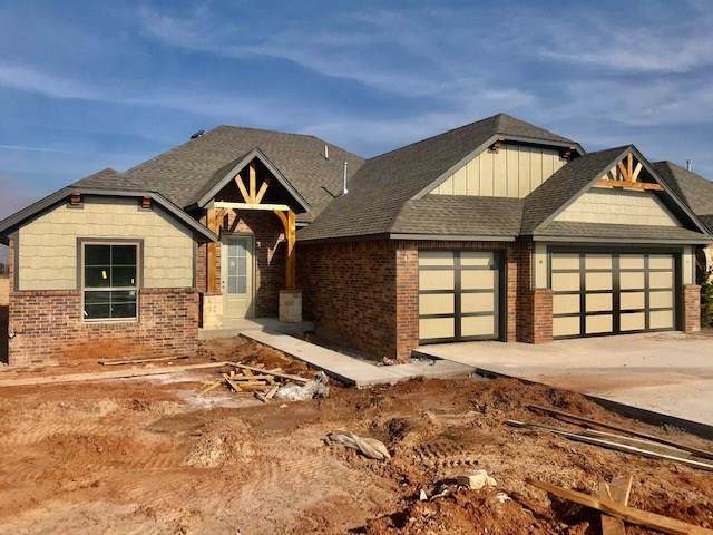 2257 E Thomas Terrace, Mustang, OK 73064 (MLS #893059) :: Homestead & Co