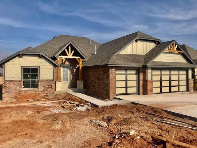 2257 E Thomas Terrace, Mustang, OK 73064 (MLS #893059) :: Homestead & Co