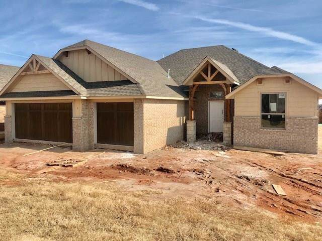 1208 N Wisteria Terrace, Mustang, OK 73064 (MLS #893068) :: Homestead & Co