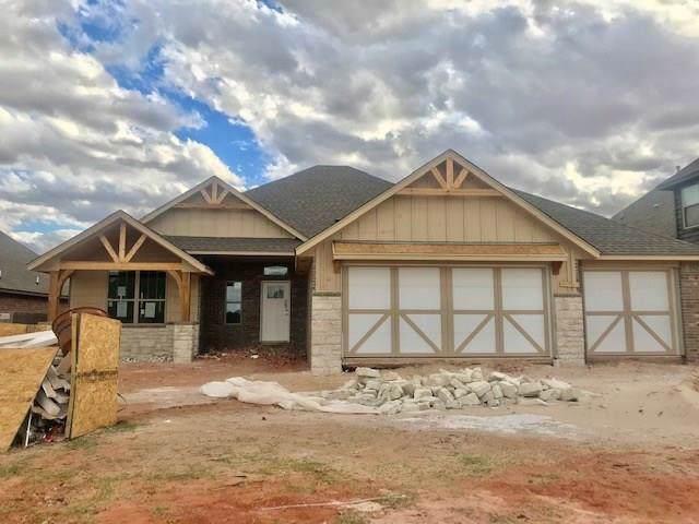 2252 E Kellan Court Terrace, Mustang, OK 73064 (MLS #893071) :: Homestead & Co