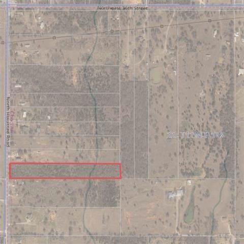 N Hiwassee Road, Choctaw, OK 73020 (MLS #893082) :: Homestead & Co