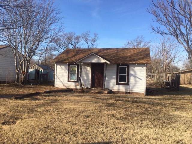 509 S Boone Avenue, Elk City, OK 73644 (MLS #893114) :: Homestead & Co