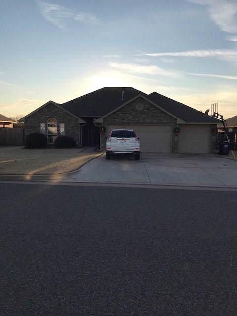2221 N Headwind Drive, Purcell, OK 73080 (MLS #893343) :: Homestead & Co