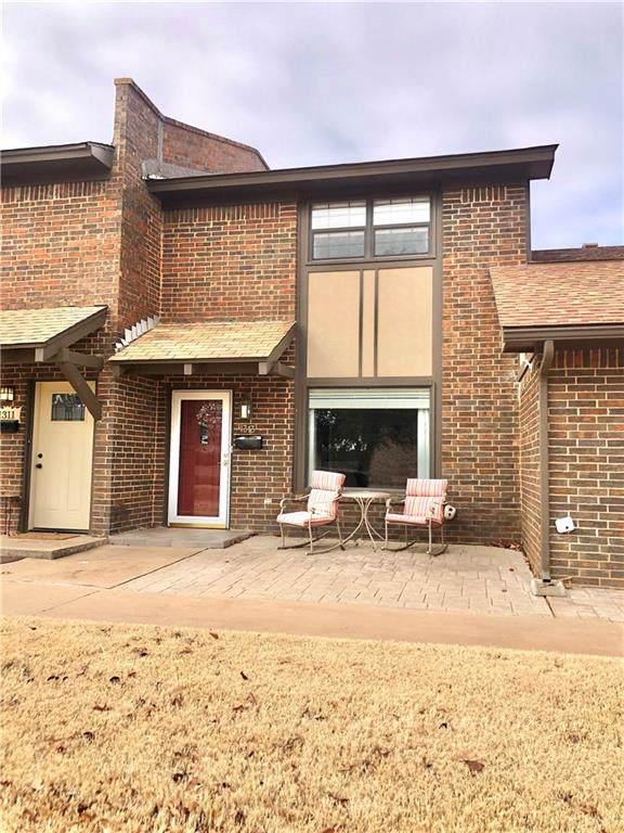 1313 Canterbury Boulevard, Altus, OK 73521 (MLS #893360) :: Keri Gray Homes