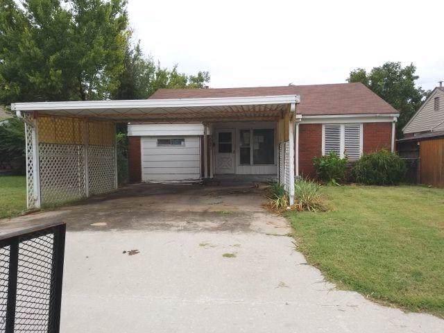 3921 NW 28th Street, Oklahoma City, OK 73107 (MLS #893362) :: Homestead & Co