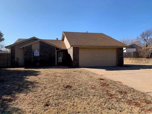110 Sandy Lane, Elk City, OK 73644 (MLS #893834) :: Homestead & Co