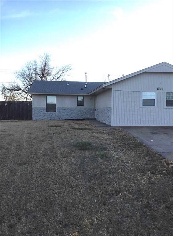 1304 NE 5th Street, Oklahoma City, OK 73117 (MLS #893882) :: Homestead & Co