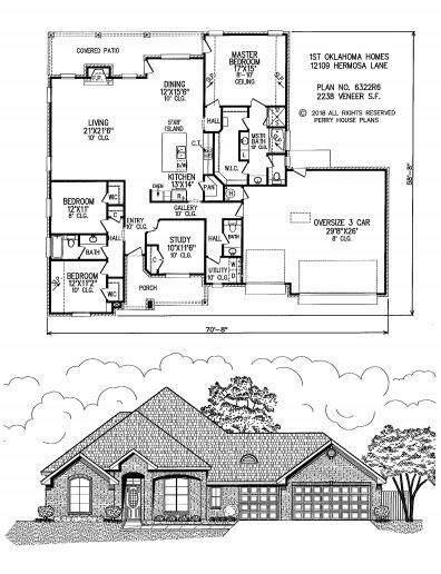 12109 Hermosa Lane, Oklahoma City, OK 73173 (MLS #895379) :: Homestead & Co