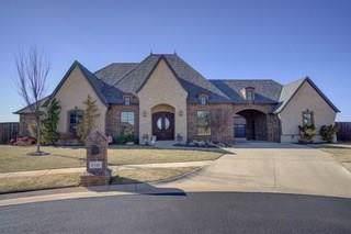 8348 Nw 131st Court, Oklahoma City, OK 73142 (MLS #895718) :: Homestead & Co