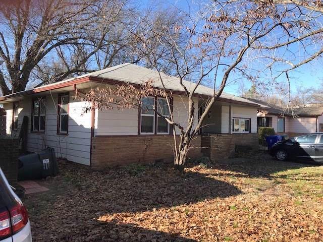 1404 Mckinley Avenue, Norman, OK 73072 (MLS #895990) :: Homestead & Co