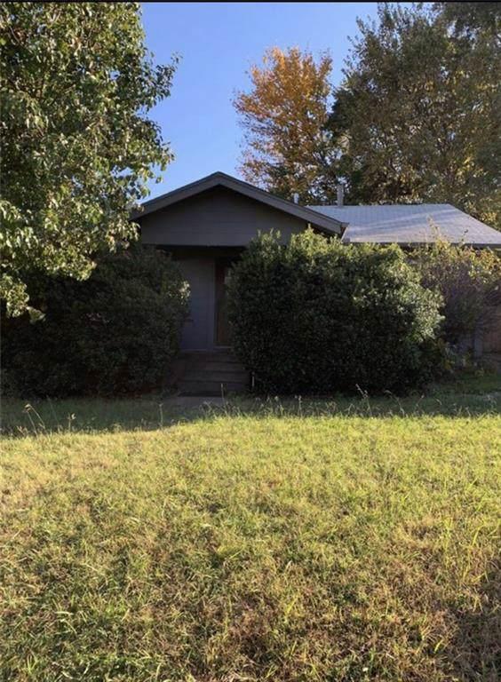 604 NW 28th Street, Oklahoma City, OK 73103 (MLS #896106) :: Homestead & Co