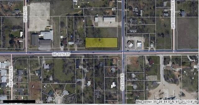 1111 N Post Road, Midwest City, OK 73130 (MLS #896412) :: Homestead & Co