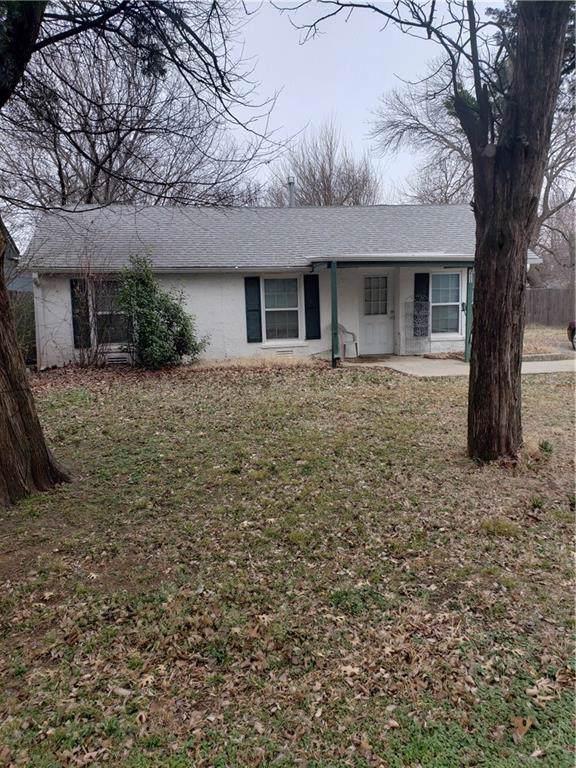211 W Himes Street, Norman, OK 73069 (MLS #896436) :: Homestead & Co