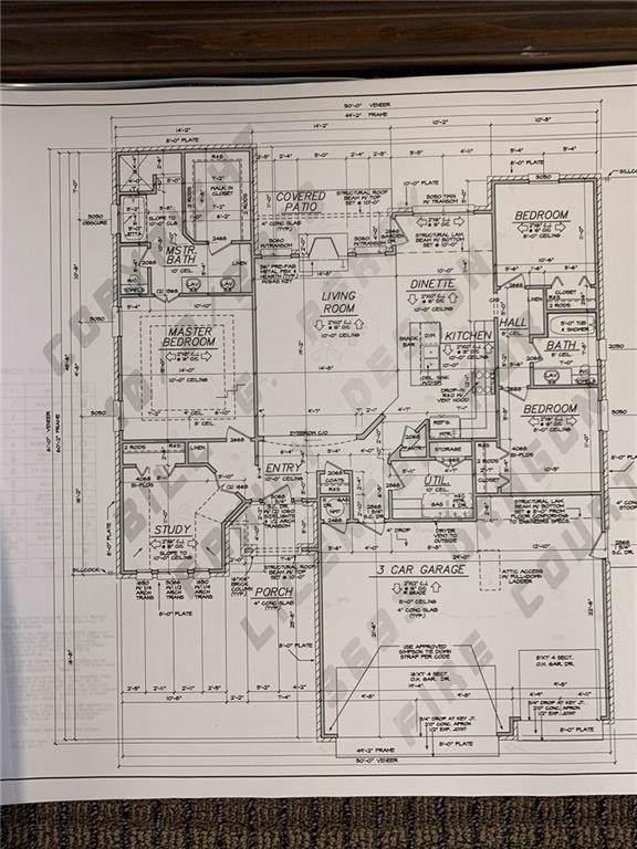 3693 Dragonfire Court, Newcastle, OK 73065 (MLS #896731) :: Erhardt Group at Keller Williams Mulinix OKC
