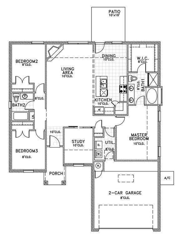 1730 Huntington Court, Newcastle, OK 73065 (MLS #896791) :: Erhardt Group at Keller Williams Mulinix OKC